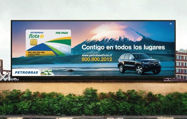Campanha cartão Petrobras Flota